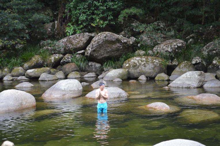 Mossman Gorge - Swimming Hole