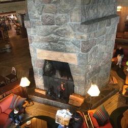 Inside Timberline